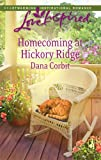 img - for Homecoming at Hickory Ridge (Hickory Ridge Series #5) (Love Inspired #453) book / textbook / text book
