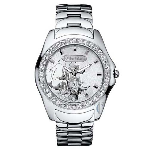 Marc Ecko The Encore Mens Watch E10564G3 with Silver Dial and Stainless Steel Bracelet
