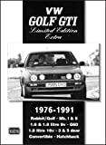 VW Golf GTI 1976-1991 -Limited Edition Extra