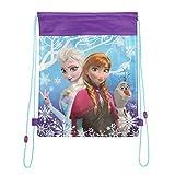 Disney Frozen Non Woven Nylon Sling Bag with Hangtag - 14 X 11