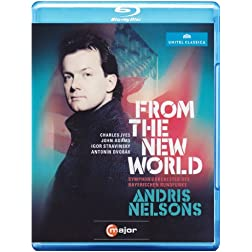 From The New World (Blu Ray) [Blu-ray]