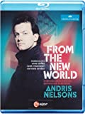 Dvorak: Symphony No. 9 | From The New World [Andris Nelsons] [C Major: 713504] [Blu-ray] [2013]