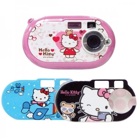 HELLO KITTY 92009 1.1-inch VGA Digital Camera