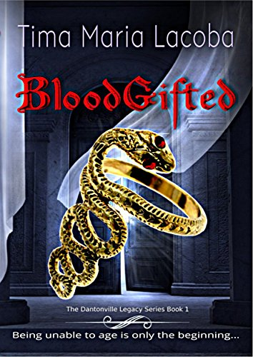 Bloodgifted by Tima Maria Lacoba ebook deal