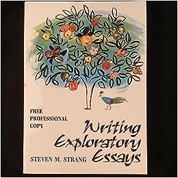 Buy exploratory essay must have | essayamericanwriters com