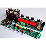 Generic Red crown tiara tiara T7294 7293 400 high-power subwoofer amplifier board 2.1 before and after class