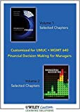 img - for Financial Decision Making for Managers book / textbook / text book