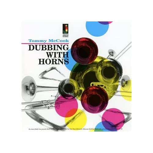 Dubbing-With-Horns-Tommy-McCook-Audio-CD