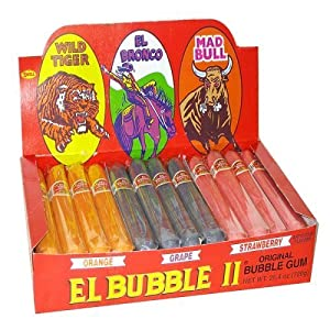 Old-Fashioned Bubblegum Cigars 36 ct., 25.4 oz Box