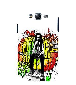printtech Bob Marley Reggae Back Case Cover for Samsung Galaxy J1 / Samsung Galaxy J1 J100F