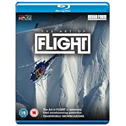 Red Bull-Art of Flight [Blu-ray]