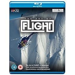 Red Bull-Art of Flight [Blu-ray]