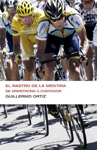 Portada del libro El rastro de la mentira de Guillermo Ortiz