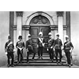 Duke of Connaught and Military Staff (V&A Custom Print)
