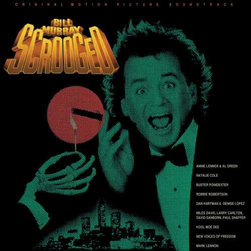 Album Art for Scrooged OST by Soundtrack
