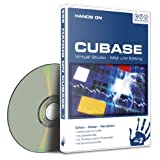 "Hands On Cubase Vol. 2 - Virtual Studio - Midi & Editingvon ""DVD Lernkurs"""