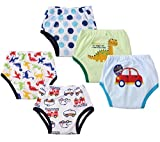 Dimore-Baby-Toddler-5-Pack-Assortment-Cotton-Training-Pants