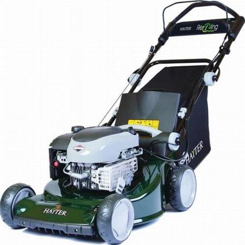 Hayter R48 19-inch Recycling / Mulching Self Propelled Petrol Lawnmower