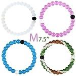 YJ.GWL Silicone Bracelet Set M ( Whit...
