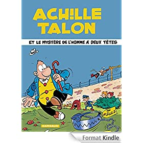 Achille Talon - Tome 14 - Achille Talon et le myst�re de l'homme � deux t�tes