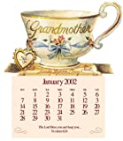Grandmother Calendar 2002 (Teacup) (0736907211) by Clough, Sandy Lynam