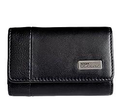 Nikon Coolpix S Horizontal Black Leather Case for S80