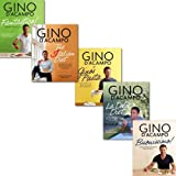 Gino D'Acampo Gino D'Acampo Cookbook & Diet Complete 5 Books Collection Set, (La Dolce Diet, The I Diet, Gino's Pasta, Buonissimo, Fantastico!