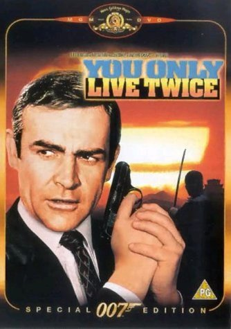 You Only Live Twice [DVD]