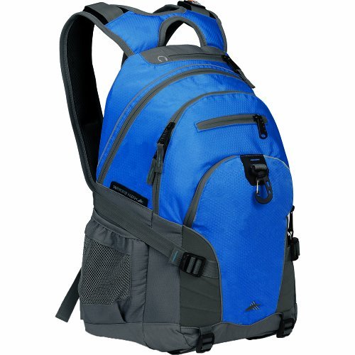 High Sierra Backpack Pacific Charcoal