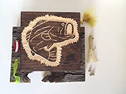 Bass Wood Tile Carving