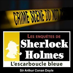 L'escarboucle bleue (Les enquêtes de Sherlock Holmes 47) | Livre audio