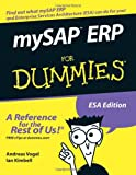 mySAP ERP For Dummies (076459995X) by Vogel, Andreas