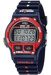 Timex Mens IRONMAN TRIATHLON Digital Casual Quartz Watch NWT T5K841