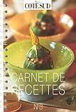 bookshop cuisine  Carnet de recettes Côté Sud   because we all love reading blogs about life in France