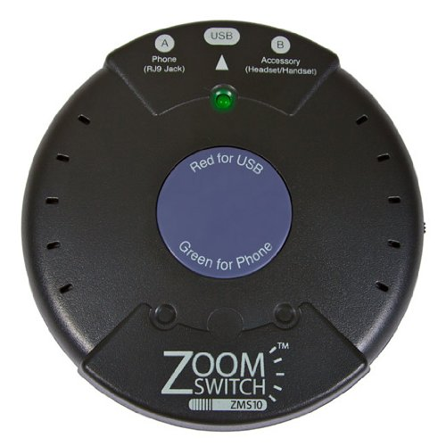 Brand New Zoom Zoomswitch Headset Accessory