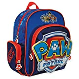 Mochila Patrulla Canina Paw Patrol Yelp for Help doble bolsillo pequeña