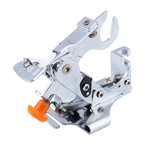 Yosoo Ruffler Sewing Machine Presser Foot-for All Low Shank Singer Brother, Babylock,New Home, Janome, Kenmore, Bernina, Bernette Husqvarna Juki Feet for Gathering, Pleats and Ruffles-Sewing & Crafts (Ruffling Foot Brother compare prices)