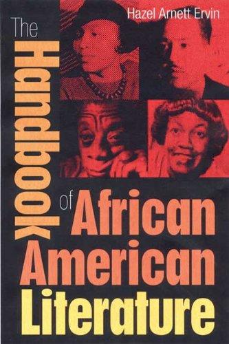 The Handbook of African American Literature