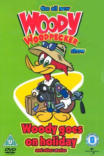 Woody Woodpecker-Woody Goes on [Edizione: Regno Unito]