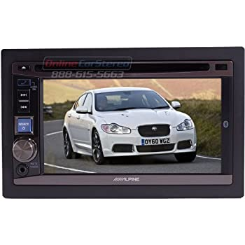 Alpine-IVE-W530-In-Dash Video Receivers