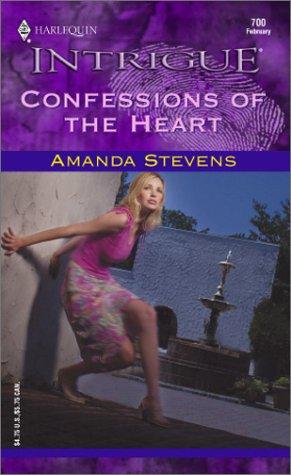 Confessions of the Heart, AMANDA STEVENS