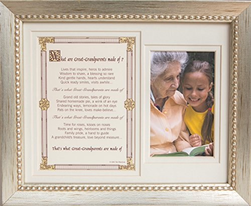The Grandparent Gift Great-Grandparents Frame