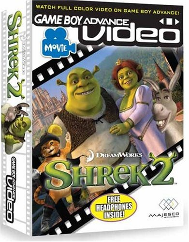 Shrek 2 Game Boy Advance Video Movie (Game Boy Advance Video Movies compare prices)