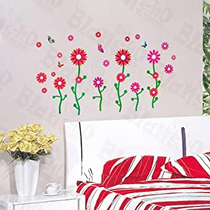 Amazon.com: [Colorful Party] Decorative Wall Stickers Appliques ...