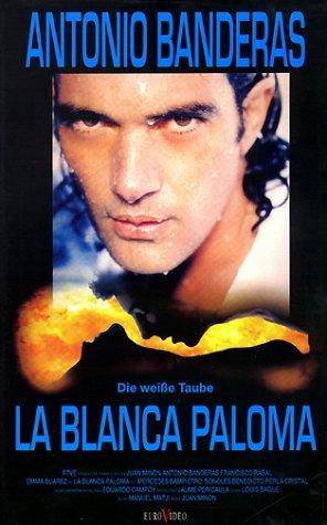 La Blanca Paloma - Die weiße Taube [VHS]