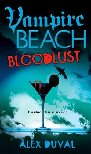 Cover of Bloodlust (Vampire Beach)