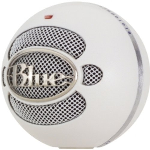 Blue Microphones Blue Microphones Snowball - Microphone - Gloss Black / Snowball-Glossblack /