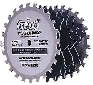 Freud SD508 Super Dado 8-Inch Stack Dado