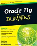 img - for Oracle 11g For Dummies book / textbook / text book