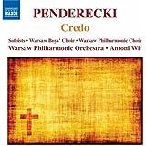 Penderecki : Credo